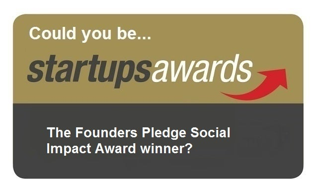 The Founders Pledge Social Impact Award: Could it be you?