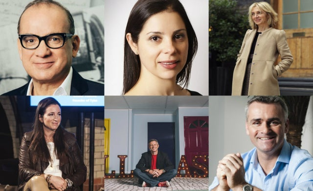 Your judges – The Startups Awards 2017