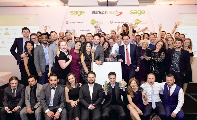Deadline fast approaching to enter Startups Awards 2017 – don't miss out!