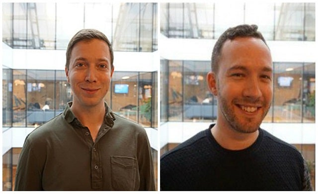 Attest founders Jeremy King and Tony Hu