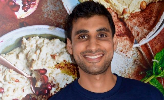 EatFirst Rahul Parekh