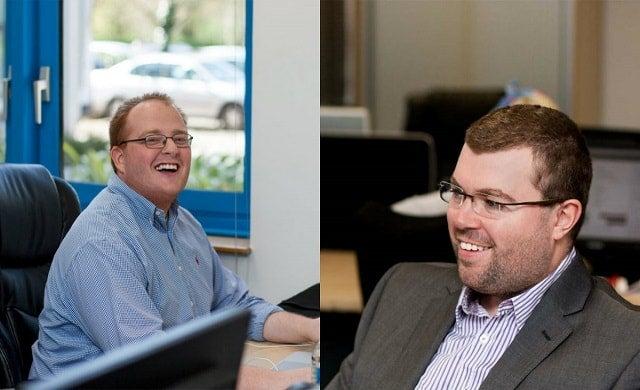Leadstream Matthew Milnes and Michael Hubbard