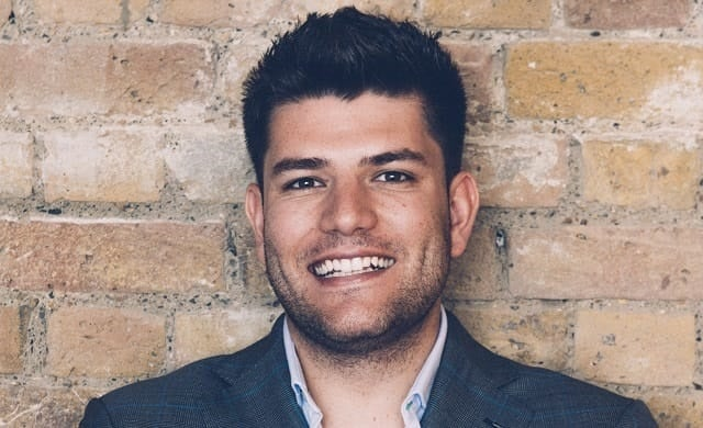 Climb Online founder Mark Wright