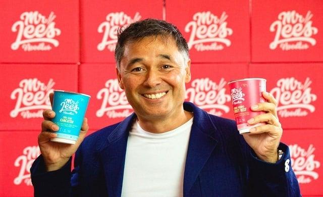 Damien Lee, Mr Lee's Noodles