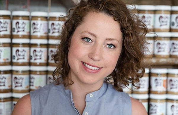 Pip & Nut founder Pippa Murray