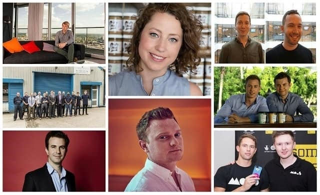 Product Business of the Year 2017 Startups Awards
