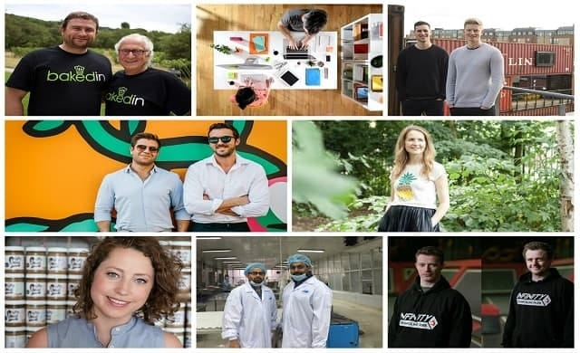 Start Up Loans Inspiring Entrepreneur of the Year finalists