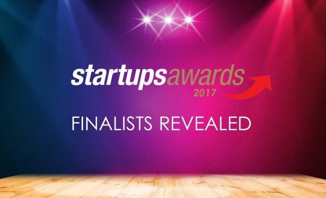 Startups Awards 2017 finalists