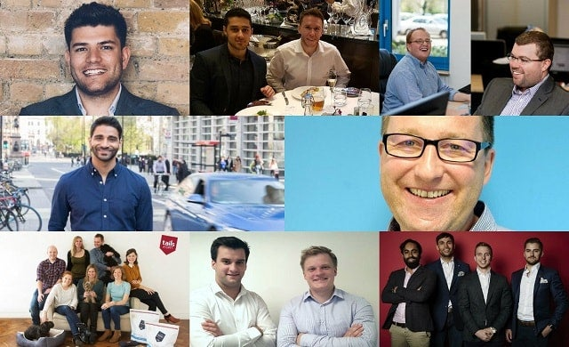 service business of the year 2017 finalists