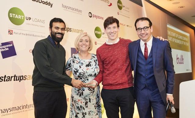 Bulb Startups Awards winner 2
