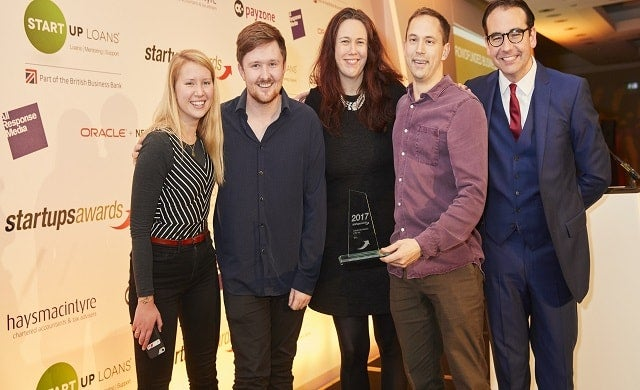 Crowdfunded Business of the Year Mous