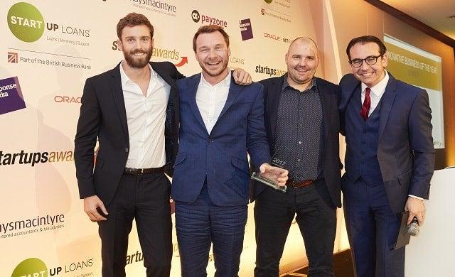Innovative Business of the Year 2017 winner Flight Club