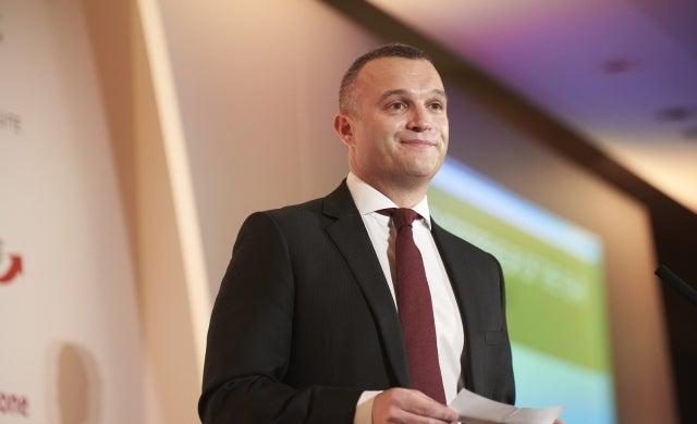 Jamie Waller Startups Awards judge
