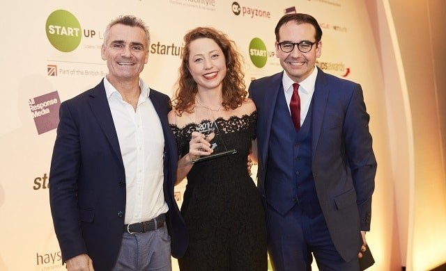 Product Business of the Year 2017 Pip & Nut