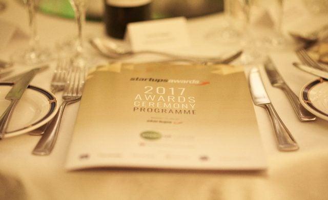 Startups Awards 2017