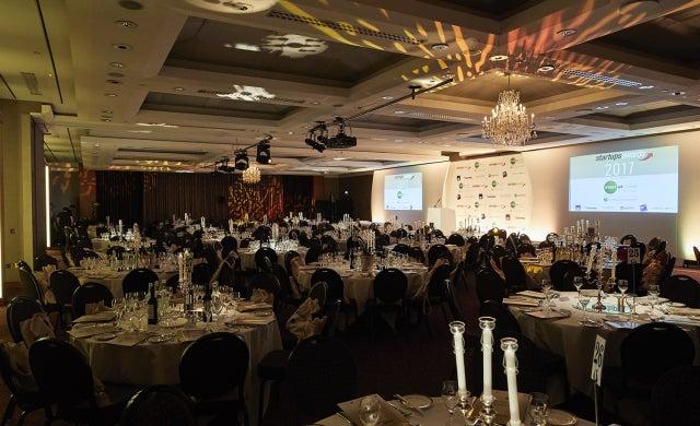 Startups Awards venue