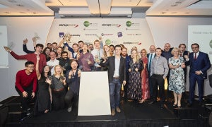 Startups Awards winners 2017