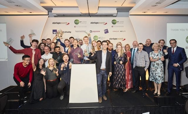 Startups Awards winners 2017 2
