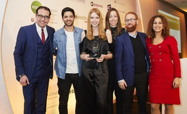 Venture Funded Business of the Year 2017 Trouva