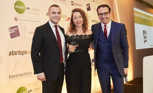 Young Entrepreneur of the Year 2017 Pip Murray Pip & Nut