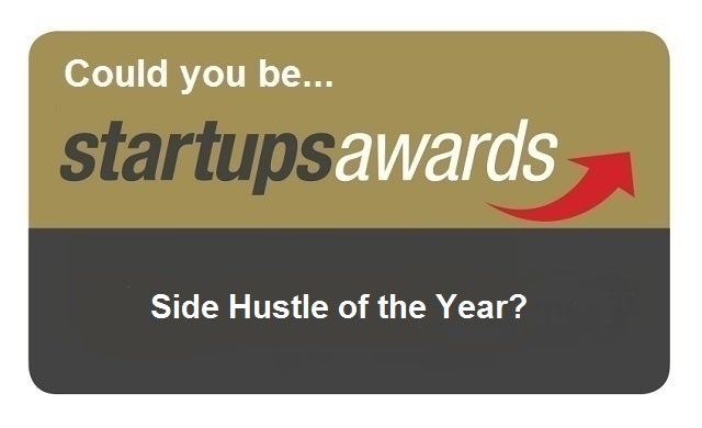 Startups Awards Side Hustle of the Year