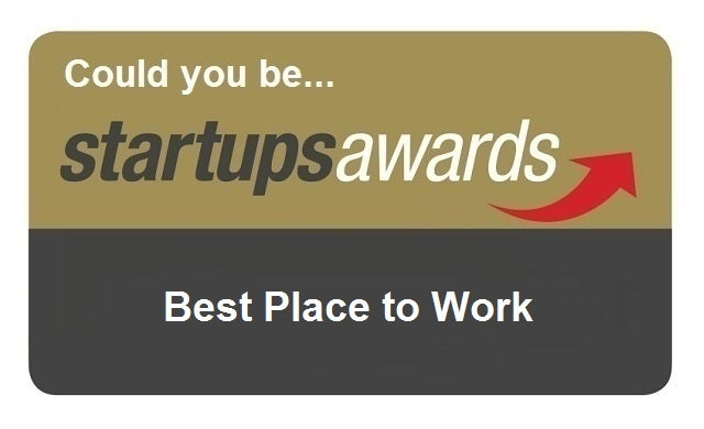 Startups Awards Best Place to Work