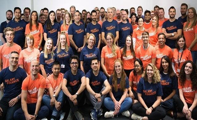 Salary-Finance-team
