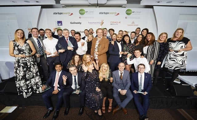 Here's what happened at the Startups Awards 2018