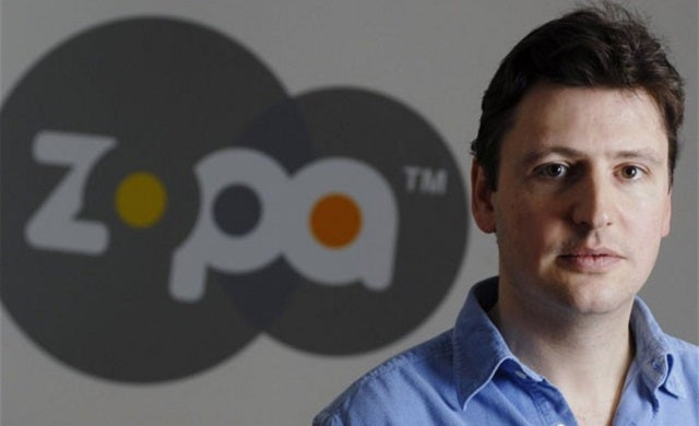 Zopa: Giles Andrews