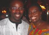 Jollofpot: Lloyd Mensah and Adwoa Hagan-Mensah