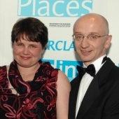 Securit GB: Phil Churm nad Caroline Moore