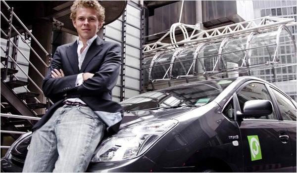 Climatecars: Startups 100 2010