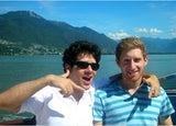 Eatstudent: Joshua Magidson and Ed Green