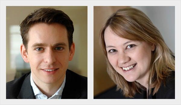 FreshNetworks: Charlie Osmond and Caroline Plumb