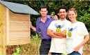 Global Bee Project: Carlo Montesanti, Jessie Jowers and Dr Adam Hart