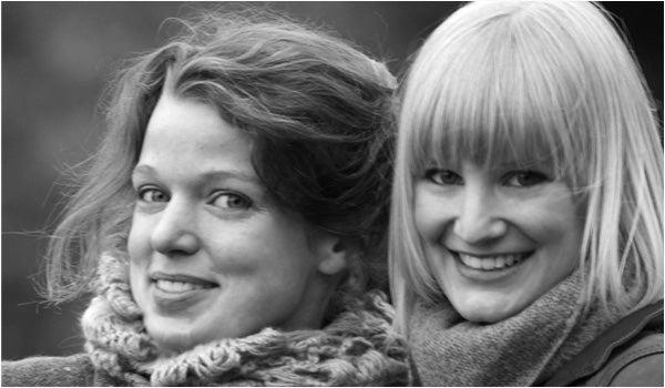 questionwhy: Caroline Swarbrick and Marie De Ryck
