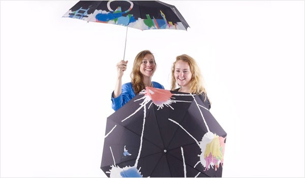 SquidLondon: Emma-Jayne Parkes and Viviane Jaeger