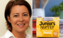 Junior's Pantry: Kate Finch