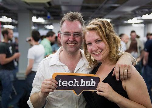 TechHub: Elizabeth Varley and Mike Butcher