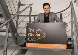 The Giving Card: Dan Taylor