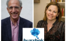 Buzzbnk: Michael Norton OBE and Theresa Burton