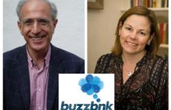 Buzzbnk: Michael Norton OBE and Theresa Burton