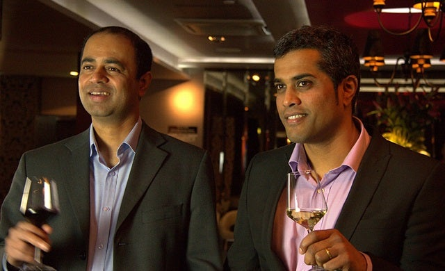 Soul Tree Wines: Alok Mathur and Melvin D'Souza