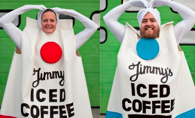 61. Jimmy's Iced Coffee