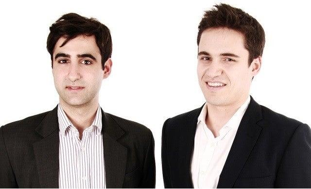 MarketInvoice: Charles Delingpole and Anil Stocker