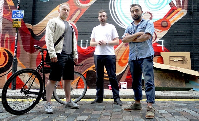 TrueView: Andrew Ibbotson, Matthew Verity and Damian Mitchell