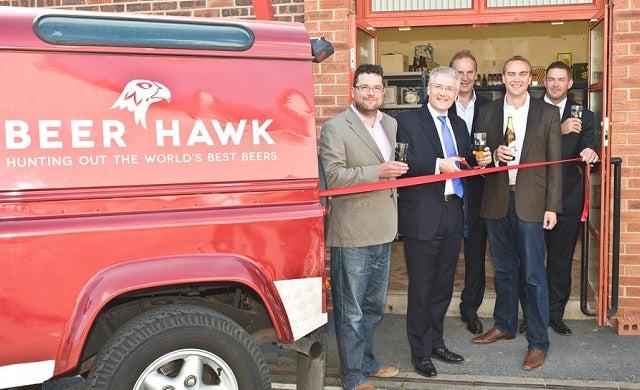 Beer Hawk Startups 100 2014