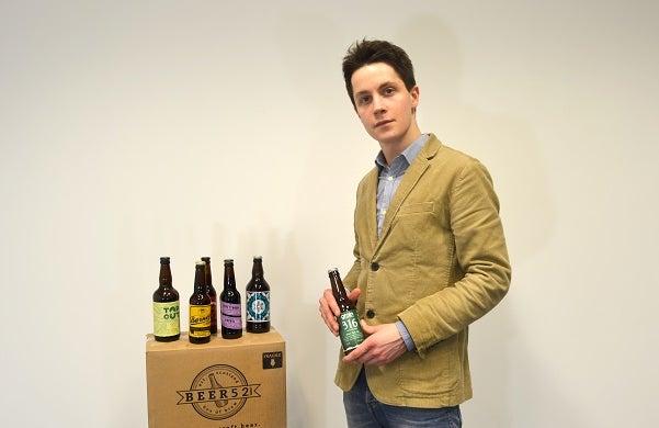 Beer52 Startups 100 2015