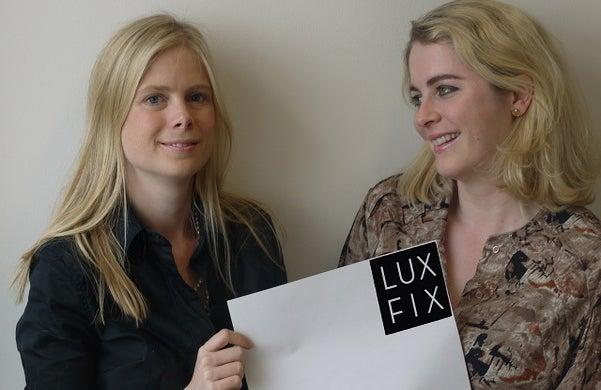 LUX FIX Startups 100 2014