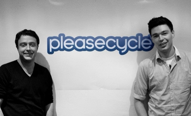 Pleasecycle Startups 100 2014